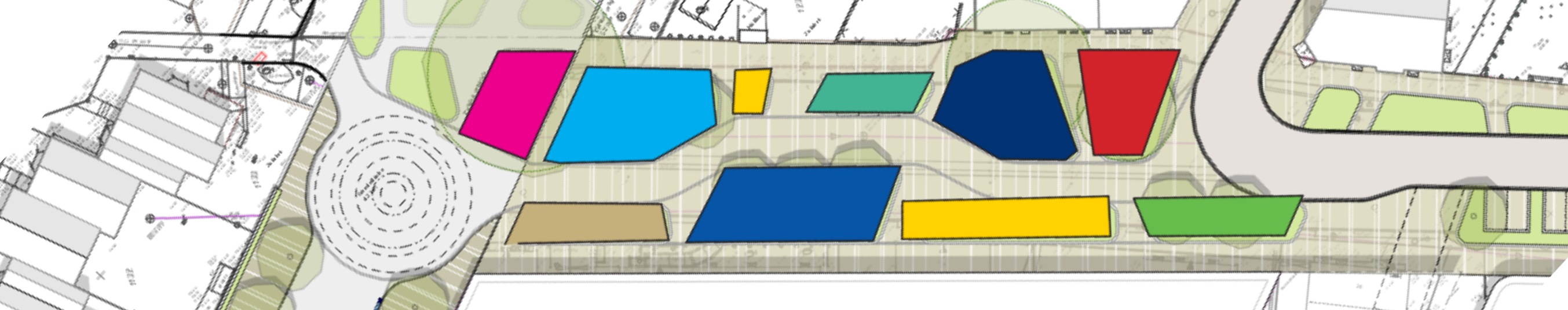 Gestaltungswerkstatt Quartiersachse